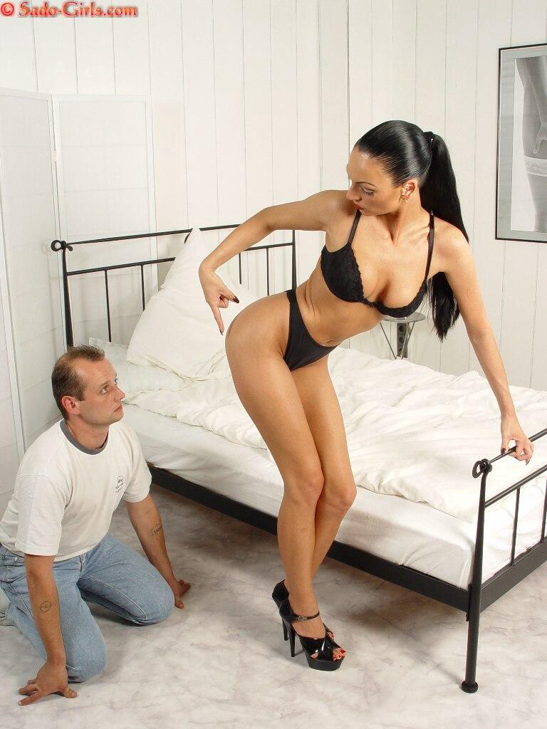 Clitoris stimulation indirect